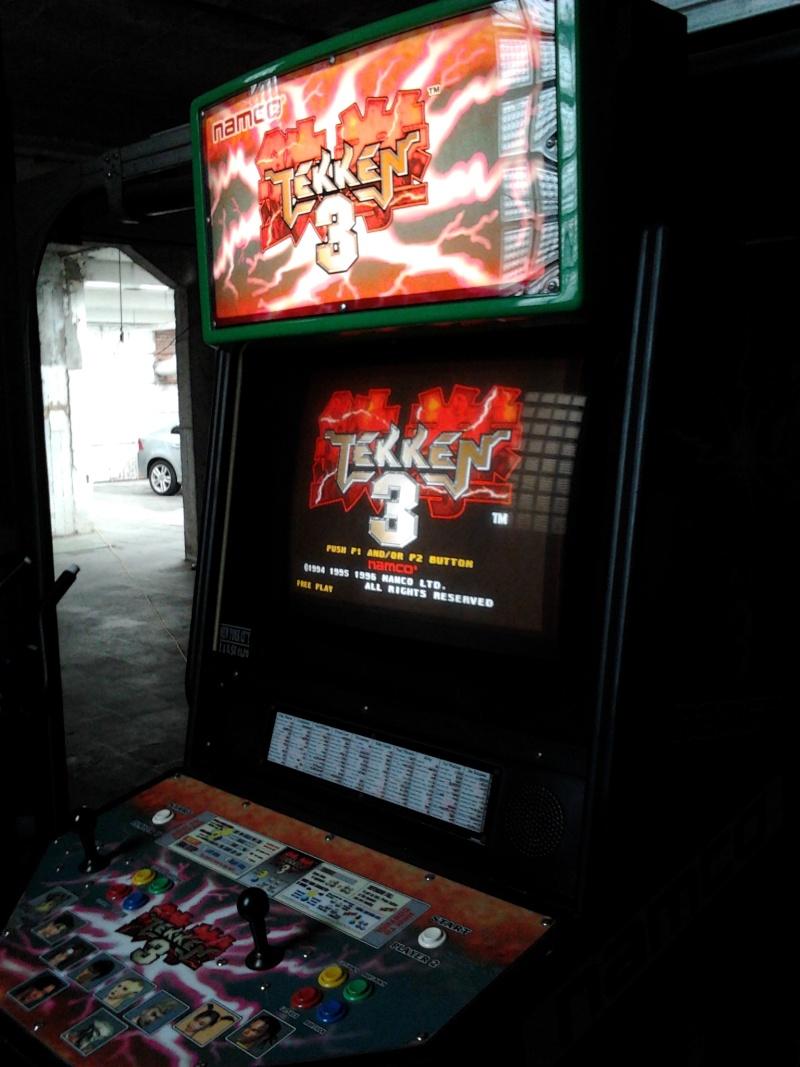 [VENDS] Borne d'arcade Tekken 3  2012-020