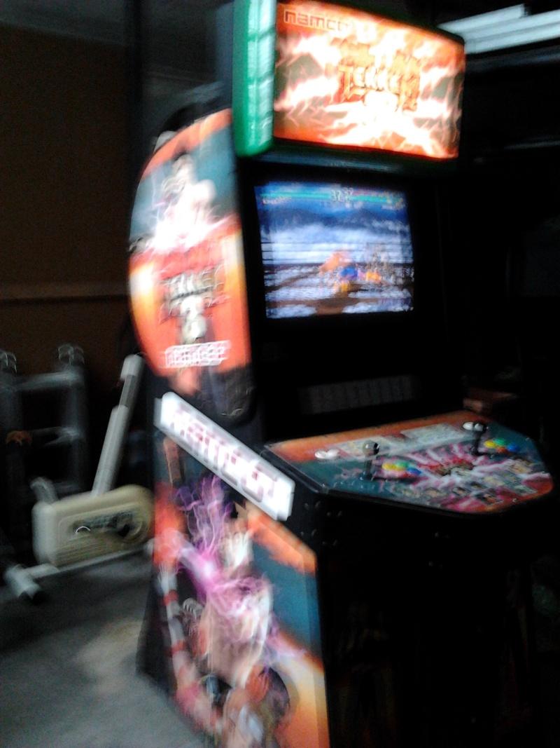 [VENDS] Borne d'arcade Tekken 3  2012-021