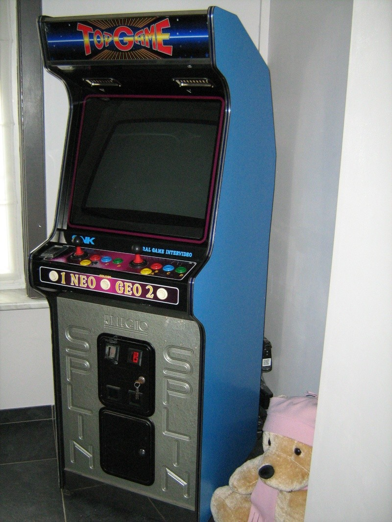 Arcade collection : The beginning :) Img_1210