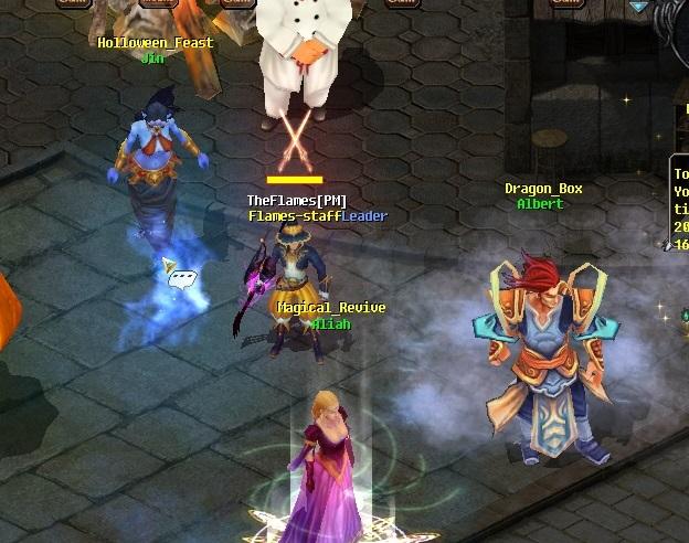 [EVENT] Halloween Feast 2012 84523810