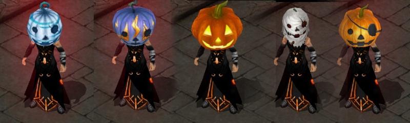 [EVENT] Halloween 2012 Pumpki10