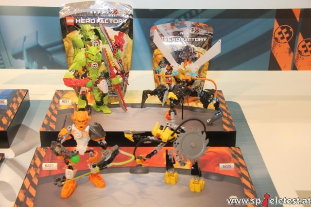 [Figurines] Les images prototypes des Hero Factory été 2012 2012le10