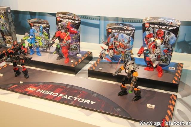 [Figurines] Les images prototypes des Hero Factory été 2012 2012le11