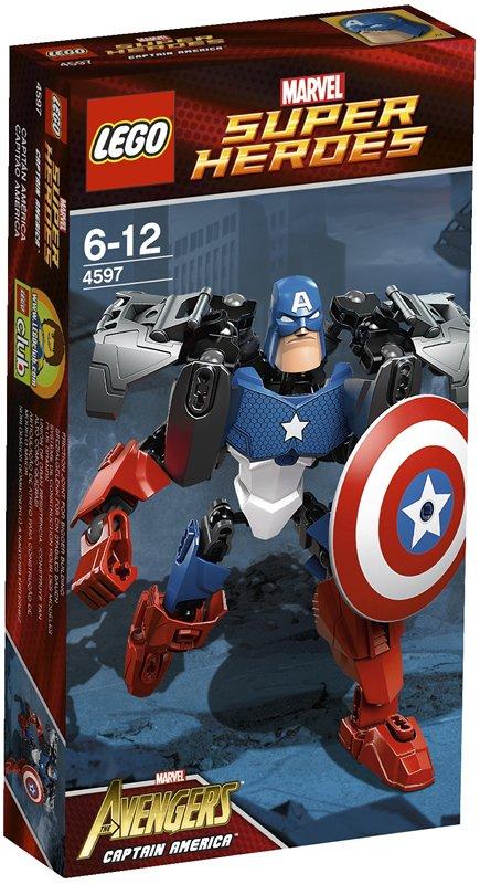 [Produits] Les LEGO Marvel au Toy Fair ! Capita12