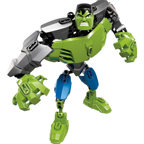 [Produits] Les LEGO Marvel au Toy Fair ! Hulk13