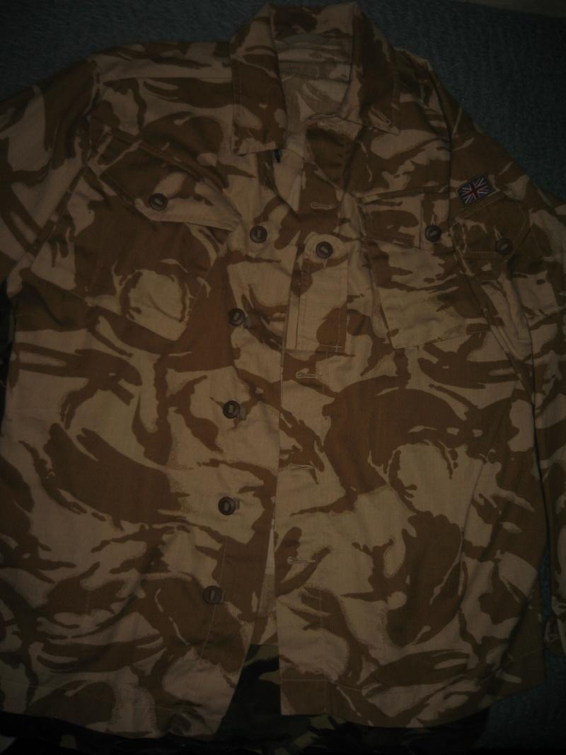 Fake desert DPM shirt? 112