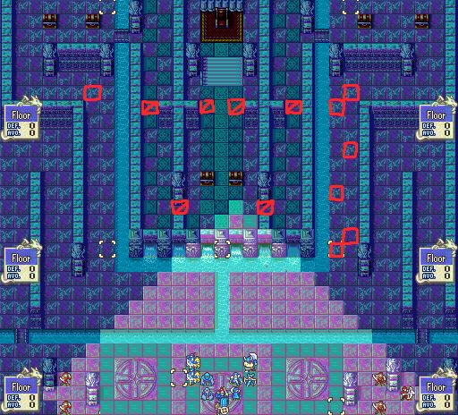 Soluce de Fire Emblem 6 Chap_214