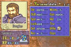 Soluce de Fire Emblem 6 Dougla10