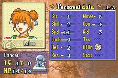 Soluce de Fire Emblem 6 Lalum10