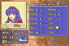 Soluce de Fire Emblem 6 Lilina10