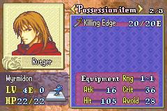 Soluce de Fire Emblem 6 Rutger10