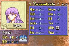 Soluce de Fire Emblem 6 Sophia10
