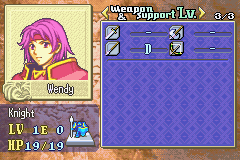 Soluce de Fire Emblem 6 Wendy10