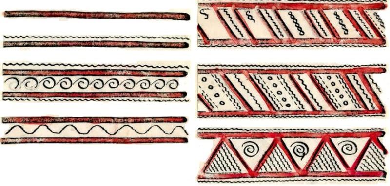 Орнамент - узоры наличников окон, ажурное обрамление крыльца Dddddd13