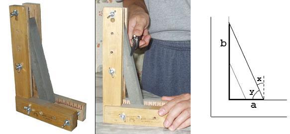 Приспособления для заточки ножей,  стамесок и ножей рубанков Ddndnd11