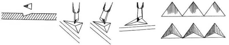 Геометрическая резьба Ddudno26