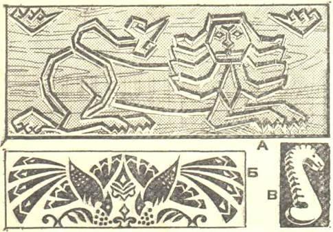 Орнамент - узоры наличников окон, ажурное обрамление крыльца Dnnddd19