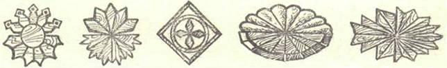 Орнамент - узоры наличников окон, ажурное обрамление крыльца Dnnddd23