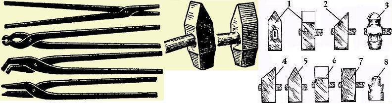 Материалы и инструмент кузнеца Dsnddd20