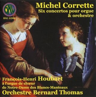 Michel Corrette 1707-1795 A1170610