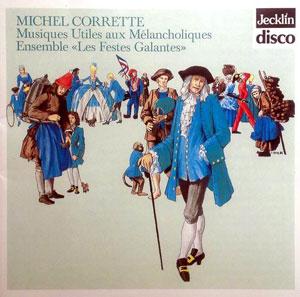 Michel Corrette 1707-1795 Corret16