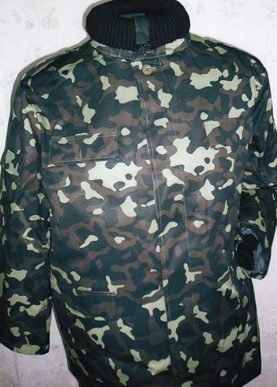 Ukrainian camouflage Bushla11