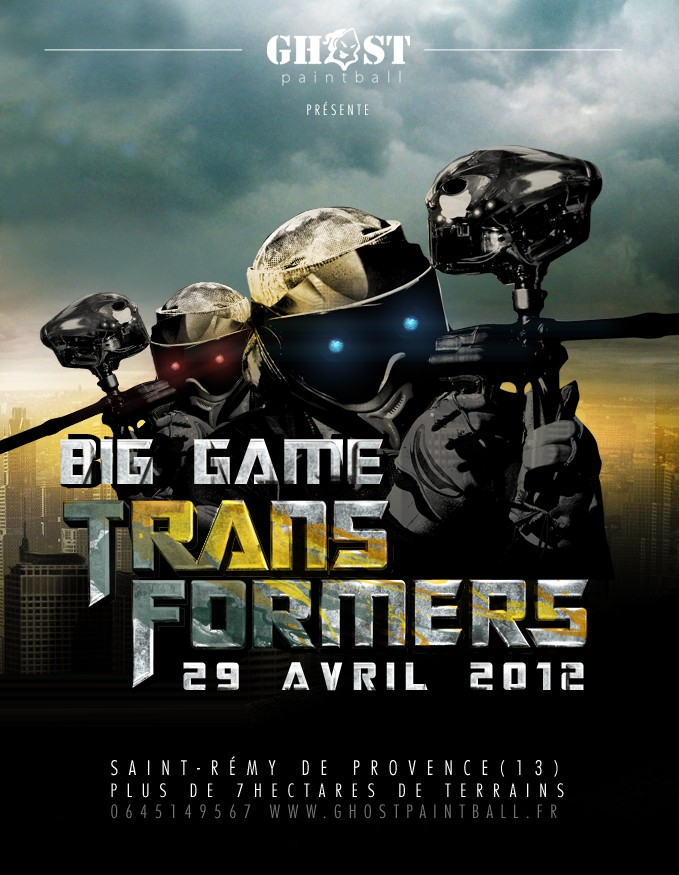 Big game Transformer le 29 Avril 2012 Ghost10