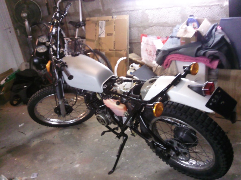 Resto DTMX125 de 1977 et 1981 par Philou Photo010