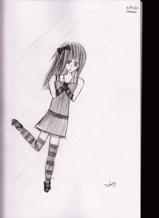 Jetez un coup d'oeil : Ma galerie de créa's :D Fille_11