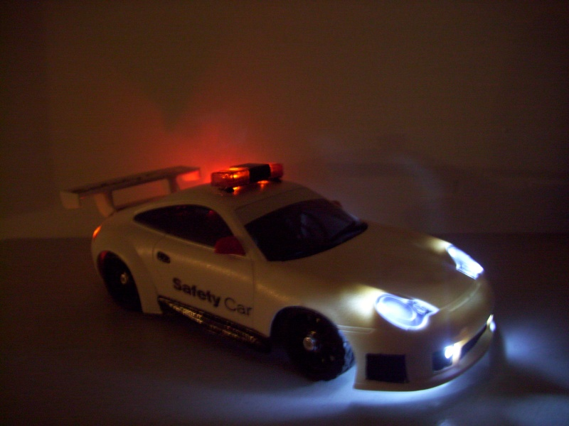 Safety Car Porsche 00116