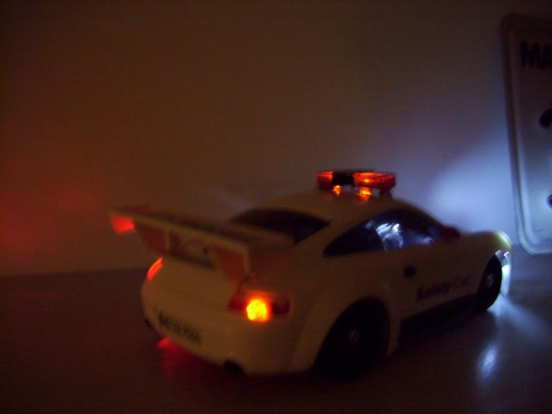 Safety Car Porsche 00215
