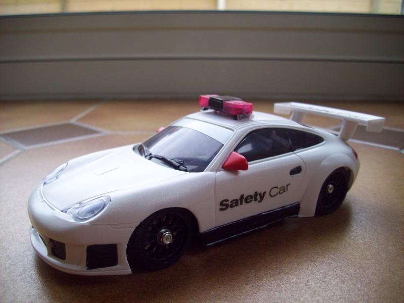 Safety Car Porsche 03012