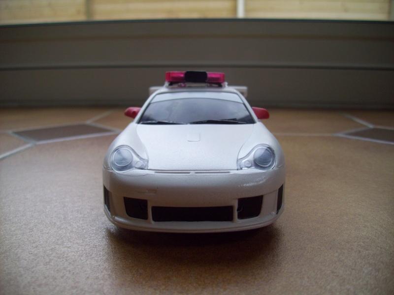 Safety Car Porsche 03111