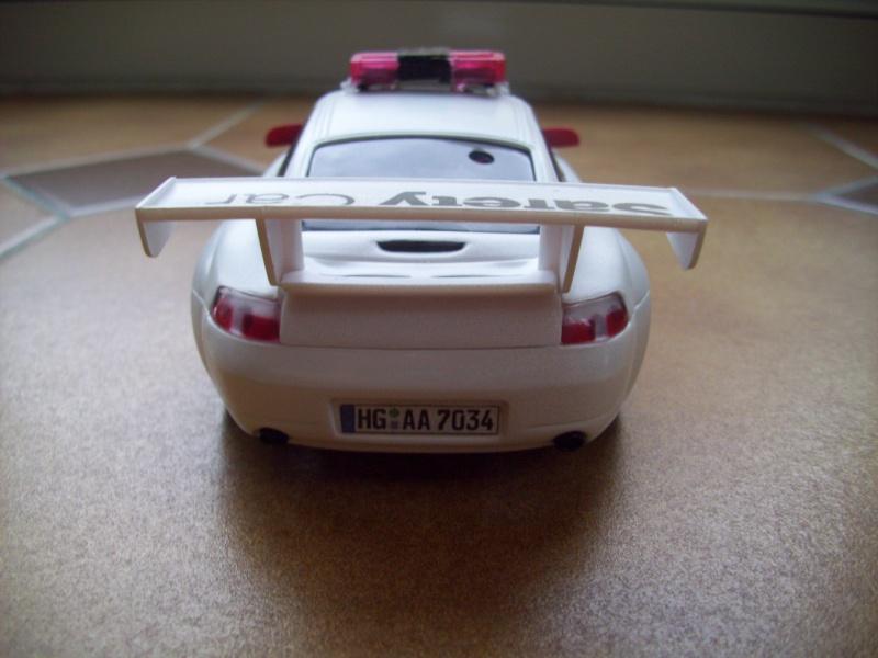 Safety Car Porsche 03411