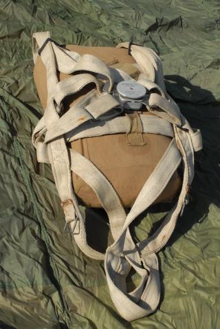 Parachutiste du 1er BCCP SAS prêt à sauter, opération Vega (février 1948) Dsc_0010