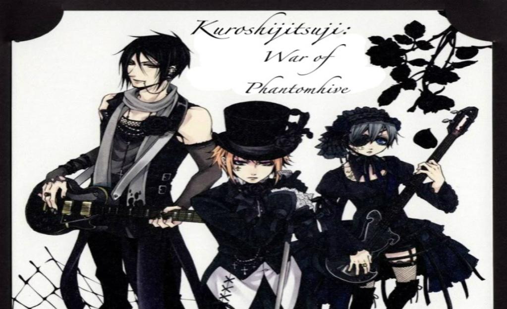 Kuroshitsuji War of Phantomhive RPG