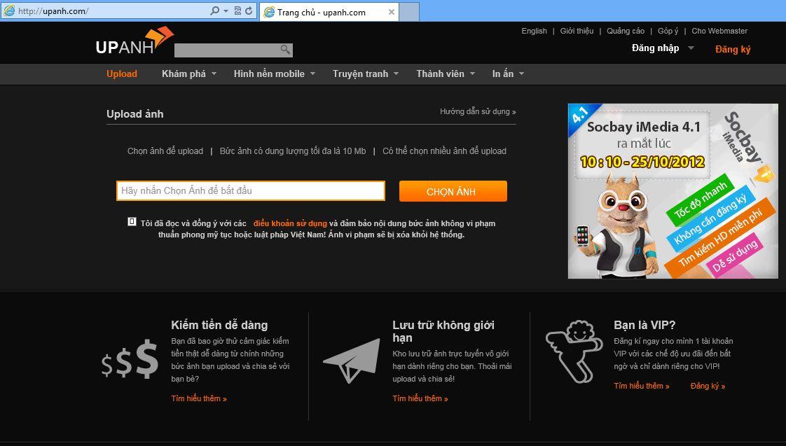 Hướng dẫn tải ảnh lên diễn đàn bằng upanh.com Upanh_14