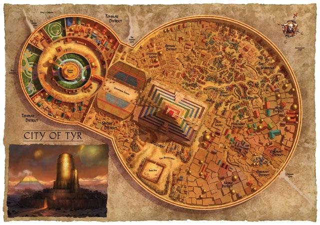 Eventyr - Støv Kronen Map_ty10