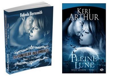 Belinda Bornsmith - LA CONFRERIE DES OMBRES (Tome 1) LE CHAOS de Belinda Bornsmith 10060810