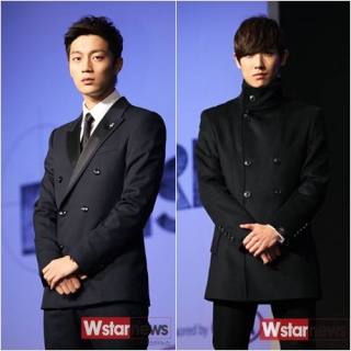 121114 MBLAQ's Lee Joon and B2ST's Doojoon talk about their roles in 'IRIS 2′ 20121111