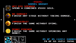 [TEST] Shovel Knight 20wgj010