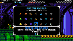 [TEST] Shovel Knight Custom10
