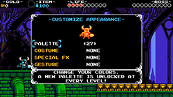 [TEST] Shovel Knight Custom11