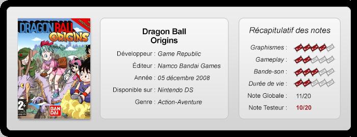 [TEST] Dragon Ball Origins Fiche-15