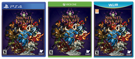 [TEST] Shovel Knight Jaquet10