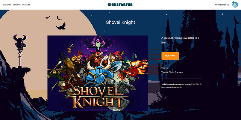 [TEST] Shovel Knight Kickst10