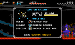 [TEST] Shovel Knight Niveau10