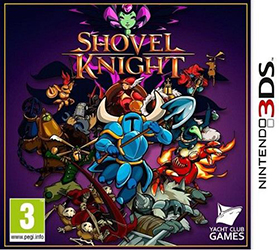 [TEST] Shovel Knight Shovel10