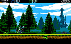 [TEST] Shovel Knight Shovel17
