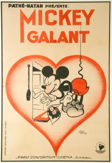 Les courts métrages Disney distribués en France Mickey12